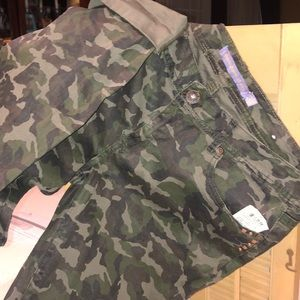 Women Camouflage pant
